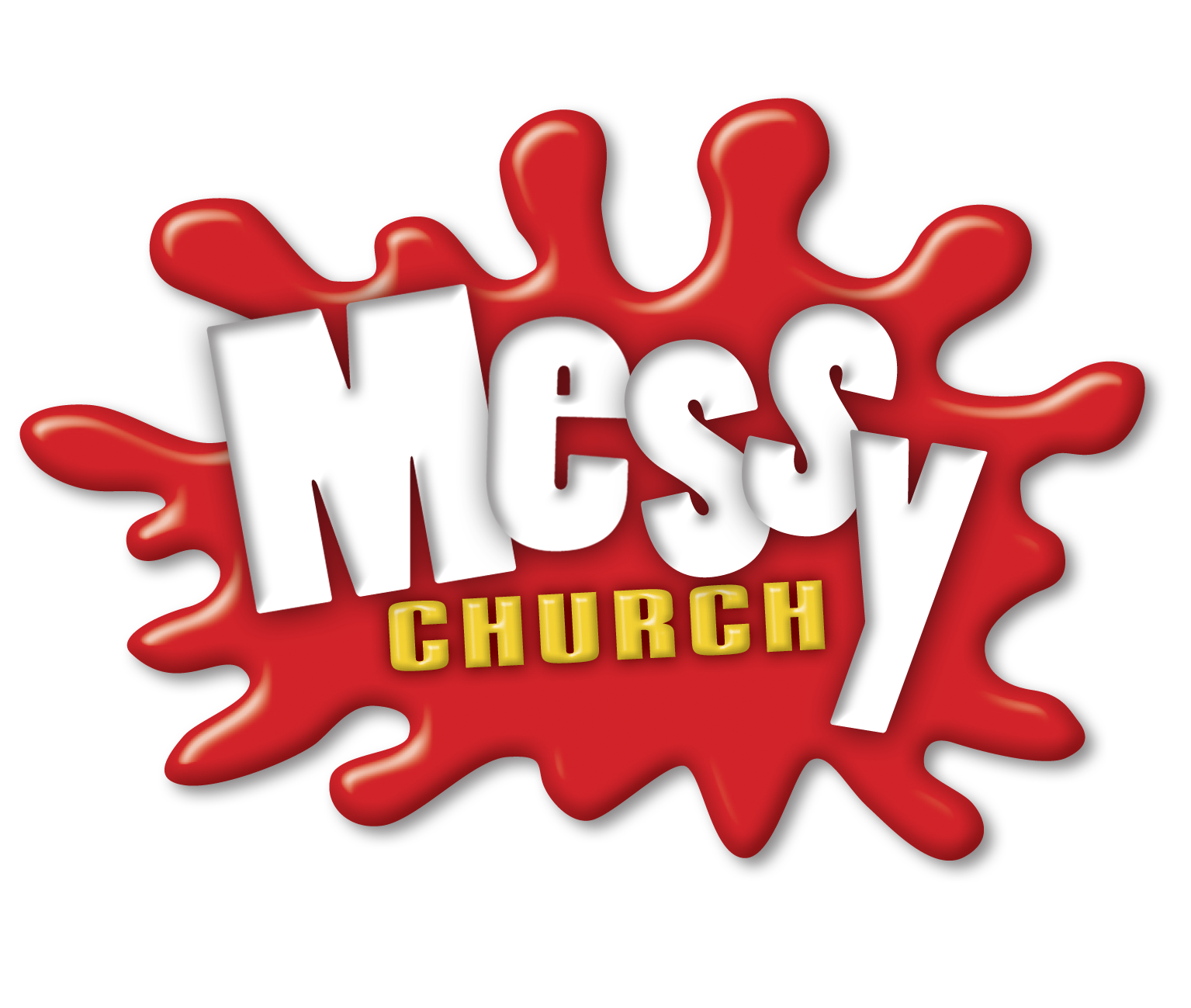 Official Messy Church logo - 1